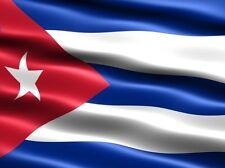 FLAG - CUBA - Kuba Cuban Flag 5'x3' ft.(91 x 151 cm) Srbija Hrvatska Jugoslavija
