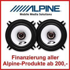 Alpine SXE1325S  13cm Boxen Lautsprecher auch Audi Alpine SXE 1325S