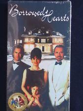BORROWED HEARTS ROMA DOWNEY VHS