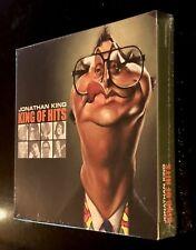 Jonathan King - King Of Hits 8CD box set - BRAND NEW *SEALED* RARE - COLLECTIBLE