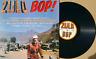 ZULU BOP - VINYL LP OF WILD SOUTH AFRICAN ROCK 'N' ROLL - LISTEN TO ALL TRACKS