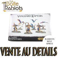 Warhammer Age Of Sigmar-Stormcast Vanguards-Raptors-Rabiots-Bitz-Sprue