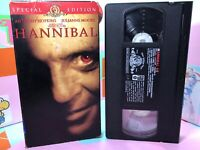 Hannibal (VHS, 2002) Special Edition