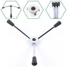 High Precision 195mm Handle Part Feed Hub Wheel Drill Press Machines Parts Usa