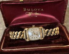 Bulova Excellency 1949 Men's Watch With Original Box