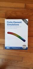 Finite Element Simulations with ANSYS Workbench 15 by Huei-Huang Lee Paperback B