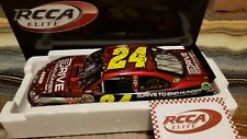 2011 Jeff Gordon #24 Subway Fresh Fit 500 Win Raced Version Chevy Impala Elite