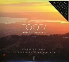 Toots & The Maytals: Unplugged In Strawberry Hill - 2 DISC SET - (2013, CD NEUF)
