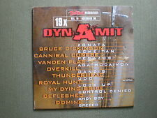 ROCK HARD CD Dynamit Vol. 19 Danzig UDO Overkill Speeed