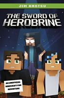 The Sword of Herobrine by Anotsu, Jim, NEW Book, FREE & FAST Delivery, (Paperbac