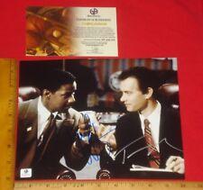 "Authentic Tom Hanks/Denzel Washington Signed 8""X10"" Photo #2 Global /GA/GAI/GV"