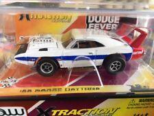 Rare Auto World Dodge Fever 69 Daytona HO Xtraction Slot Car Run On AFX Aurora