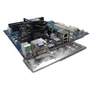 Gigabyte GA-H61M-D2H-USB3 Motherboard + i5-3470 @ 3.2GHz 4GB DDR3 RAM Bundle