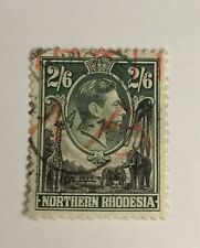 Northern Rhodesia Sg 41 F/U Cat £7,50