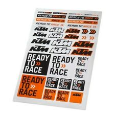 KTM Corporate Sticker Sheet 3PW1872600
