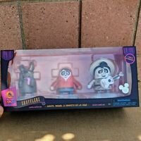 Coco Miguel Dante Shufflerz Wind-up Figures 2019 Disney Store LE 300 D23 Expo