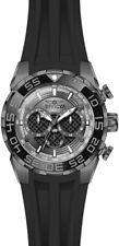 Invicta Men's Speedway Chrono 100m Gunmetal Stainless Steel/Silicone Watch 26308