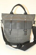 Timbuk2 Large One Love Canvas Leather Crossbody Laptop Shoulder Bag