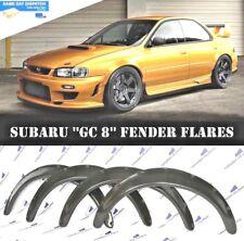 Subaru Impreza WRX 92-00 Wheel Fender Flares Arches Extensions Wide Body 4 PCS