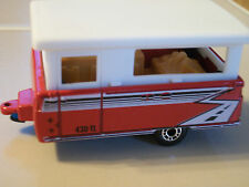 MATCHBOX 1999 POP UP CAMPER Top Moves up & down NEW