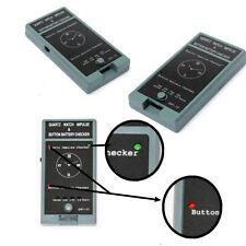New Quartz Watch Impulse & Button Battery Checker Watch Movement Detector Tester