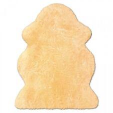 Lammfelle Australisches Lammfell Beige ca. 100 x 68 cm