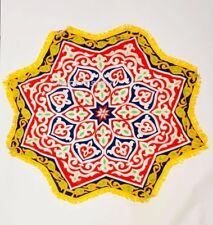 Cloth Fabric Tablecloth Egyptian tradition Ramadan & Eid Celebration 80 x 80cm