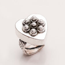 Ring Someone Special Fine Jewelry Gift 925 Sterling Silver Tribal Valentine Love