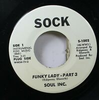 Hear! Funk 45 Soul Inc. - Funky Lady / Same On Sock