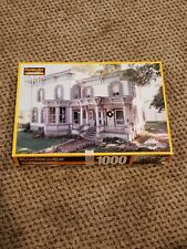 "Kodacolor ""Painted Ladies"" Sherman Tx - 1000 piece Jigsaw Puzzle"