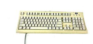 Vintage Hewlett Packard HP KB-9970 P/N C4744-60201  Wired PS/2 keyboard