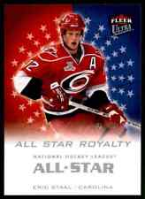 2008-09 Ultra All-Star Royalty Eric Staal #ASR17