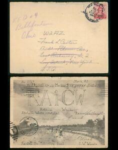 Mayfairstamps Philippines 1939 Radio QSL Manila to US Postcard wwp11819