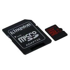 Kingston 32gb microSDHC Uhs-i Speed Class 3 U3 90r/80w Card With Adapter