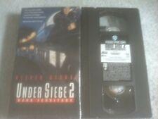 Under Siege 2 - Dark Territory (VHS, 1996)