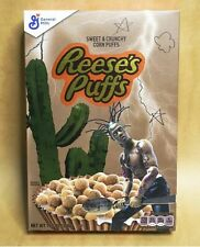 Travis Scott X Reese'S Puffs Cereal Astroworld 100% Authentic Jordan 1