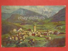 CASTELROTTO Kastelruth Alto Adige Bolzano vecchia cartolina