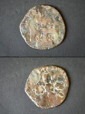 MONETA ANTICA NAPOLI FILIPPO III 3 CAVALLI