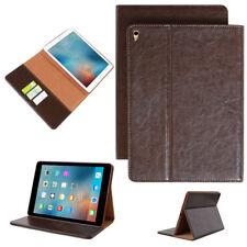 Smart Cover para Apple iPad 2/3/4 FUNDA PROTECTORA Tableta Estuche Marrón