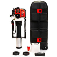 2-Stroke 52cc Gas Power Fence T-Post Driver Engine Gasoline Pile EPA CARB +Case