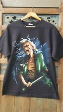 Iron maiden The final frontier world tour 2010 north America tour concert t shir