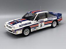 Opel Manta B 400 #6 Rothmans - 1983 RAC Rally Vatanen 1:18 - 1:18 IXO  *NEW*