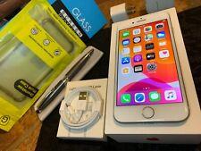Apple iPhone 7 (32gb) Verizon LTE Globally Unlocked (A1778) Silver/ MiNT {iOS13}