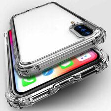 Para Xiaomi Redmi 7A Note 7 mi 9 a prueba de choques parachoques protector suave caso piel clara