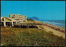 AA0440 Latina - Provincia - Sabaudia - La spiaggia - Hotel Oasi di Kufra