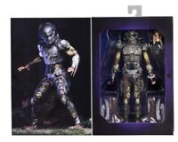 "NECA PREDATOR (2018) ULTIMATE FUGITIVE PREDATOR 7"" SCALE ACTION FIGURE (8""/20cm)"