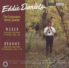 Eddie Daniels - Clarinet Quintets [New CD]