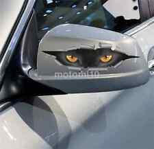 Funny Peeking Monster Scary Eyes For Car/Bumper/Window Vinyl Decal Sticker UK