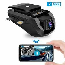 Dual Dash Cam Dashboard Camera 3G Wifi  JC100 GPS For Cars Recorder free 16GB TF