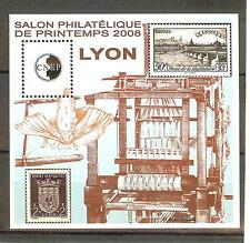 BLOC CNEP N° 50 SALON DE PRINTEMPS  LYON  2008